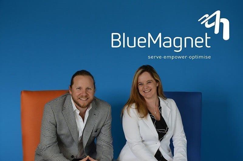 Owners of Blue Magnet Digital